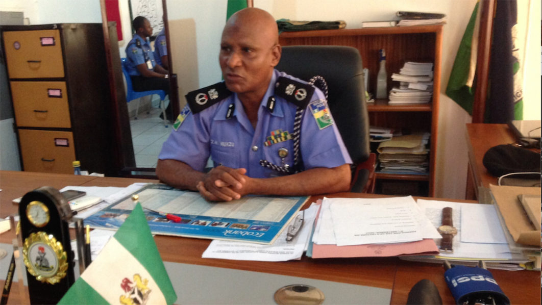 Community policing: Lagos CP seeks support of Lagosians