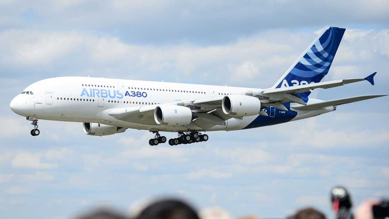 Airbus ends A380 jets production by 2021