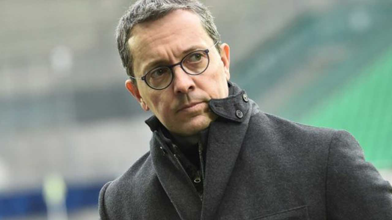 Olympique Marseille president Eyraud burgled while at a game