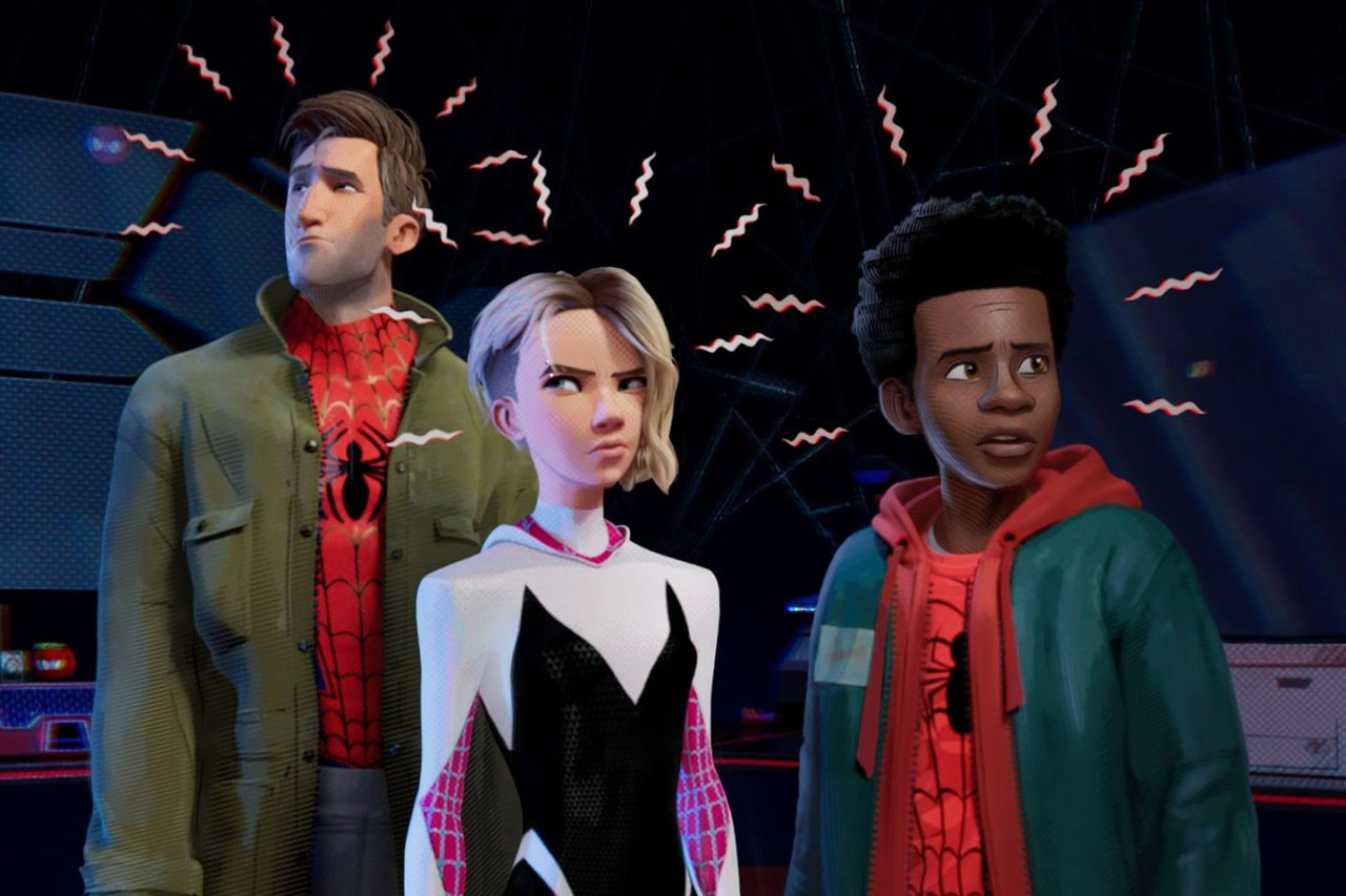 spider man nto the spiderverse