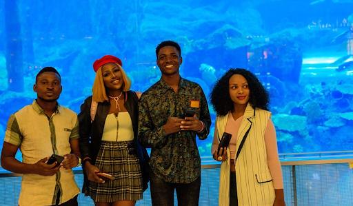 TECNO sponsored 4 Nigerians to an all-expense paid tour to Dubai, Seychelles