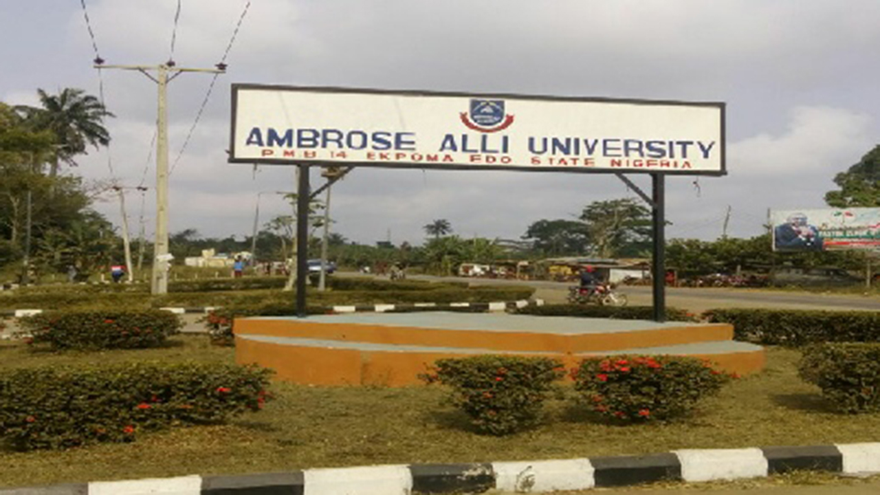 Image result for Ambrose Alli University