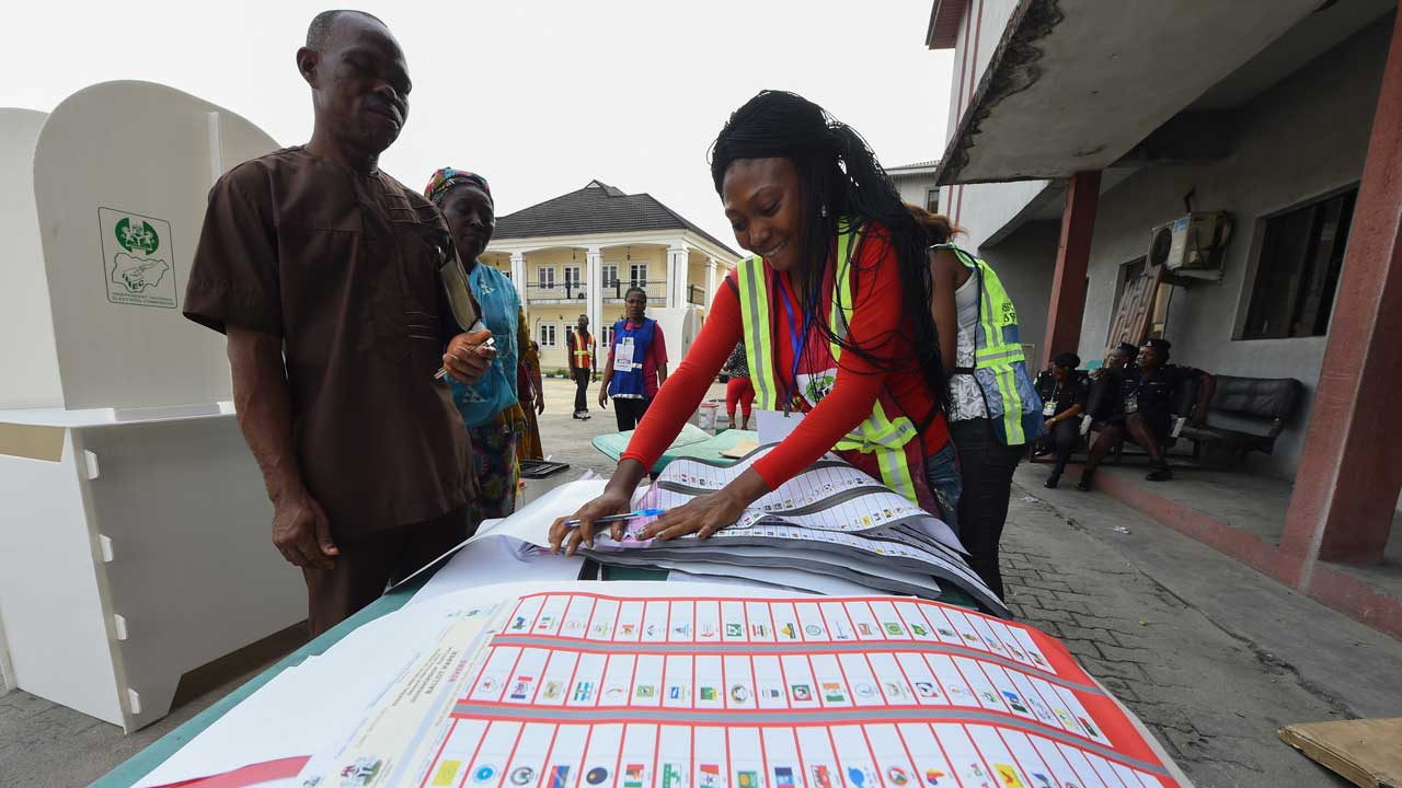 Governorship/State Assembly elections record low turnout