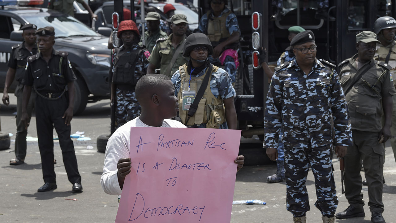 How we were abducted on election day, by APC stalwarts, soldiers