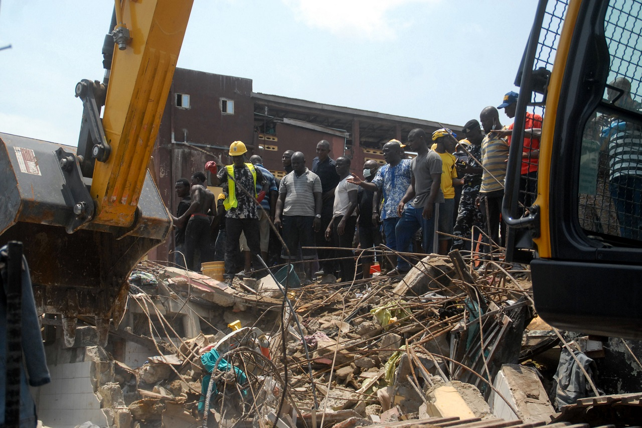 Over 1, 000 buildings are unfit for human habitation in Lagos Island