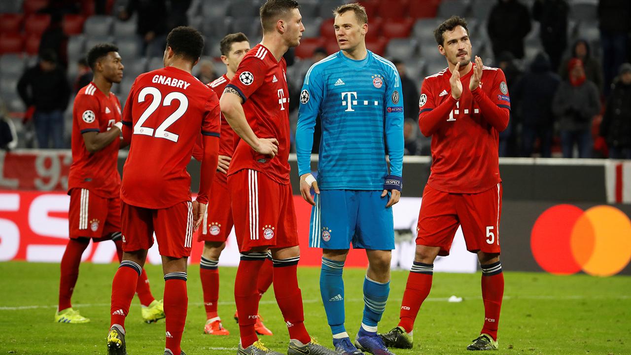 Premier League's 'fab four' dominate Champions League quarter-finals | The Guardian Nigeria News - Nigeria and World News