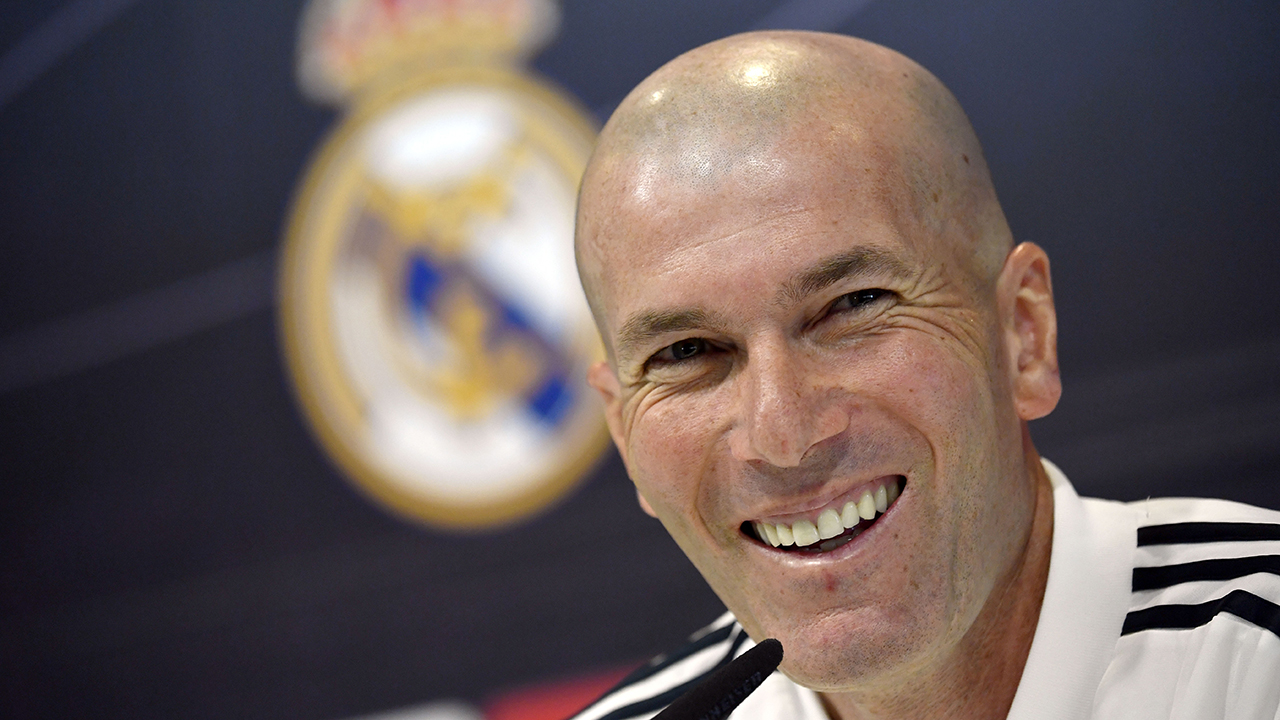 Zinedine Zidane On Real Madrid Squad: I Just Know The Players