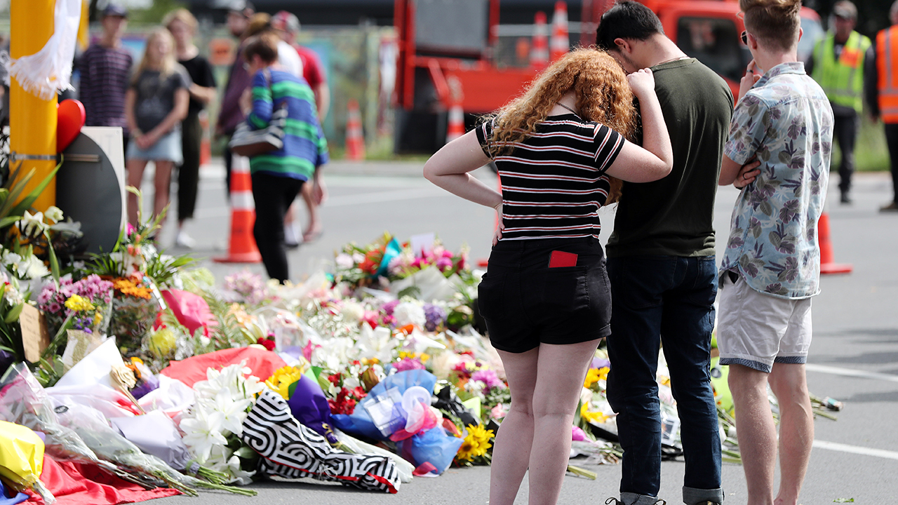 Christchurch Massacre: Rural Cops Brought Down Christchurch Massacre Accused