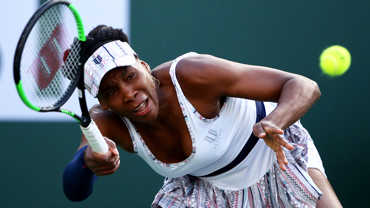 Osaka off to winning start at Indian Wells