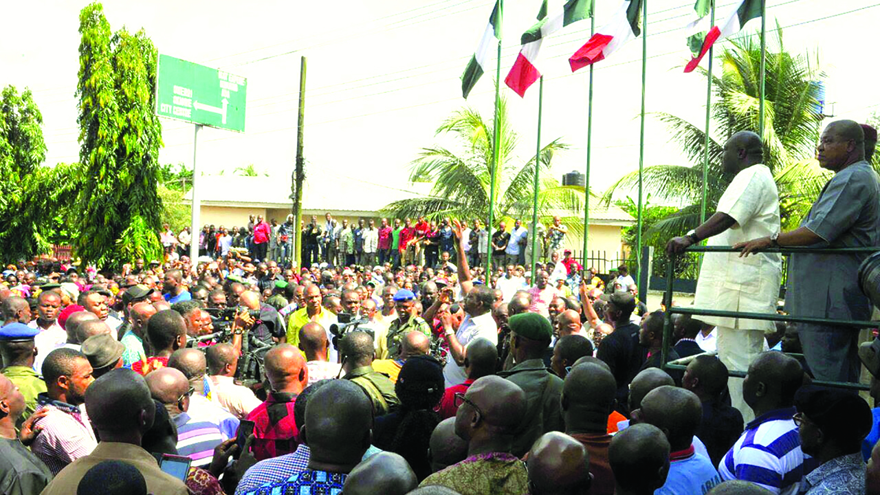 How more than 70% of registered voters were disenfranchised in Abia