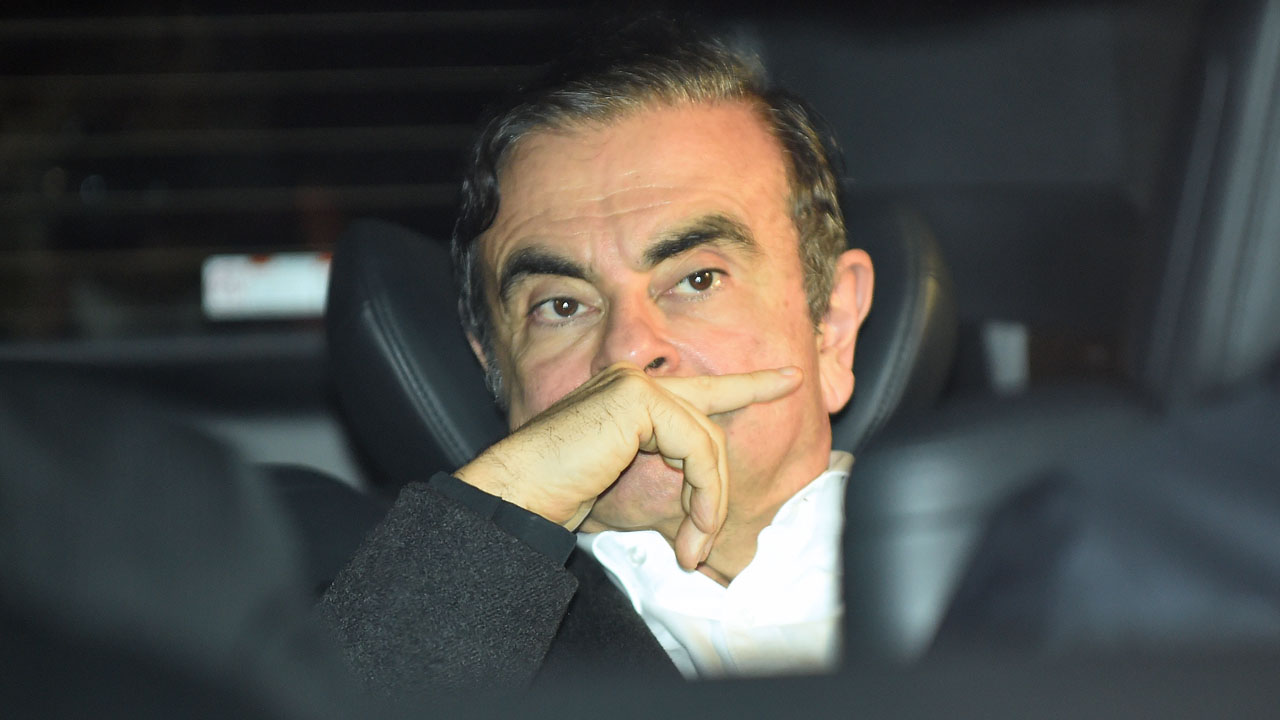 Ghosn's workman disguise a failure, Japan lawyer admits