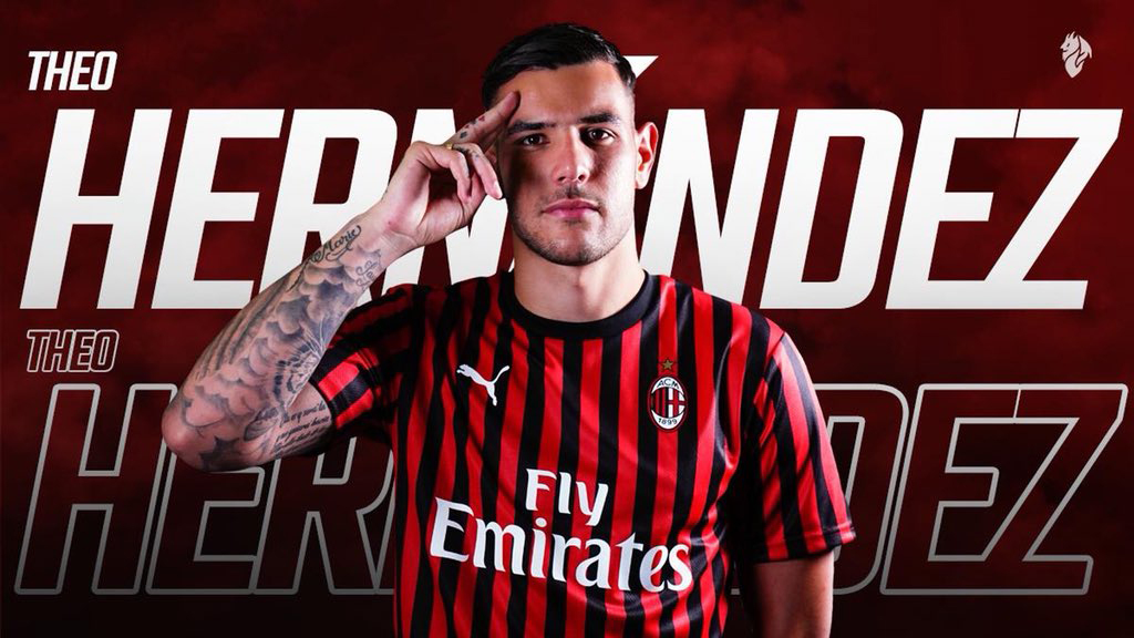 AC Milan sign French left-back Hernandez from Real Madrid