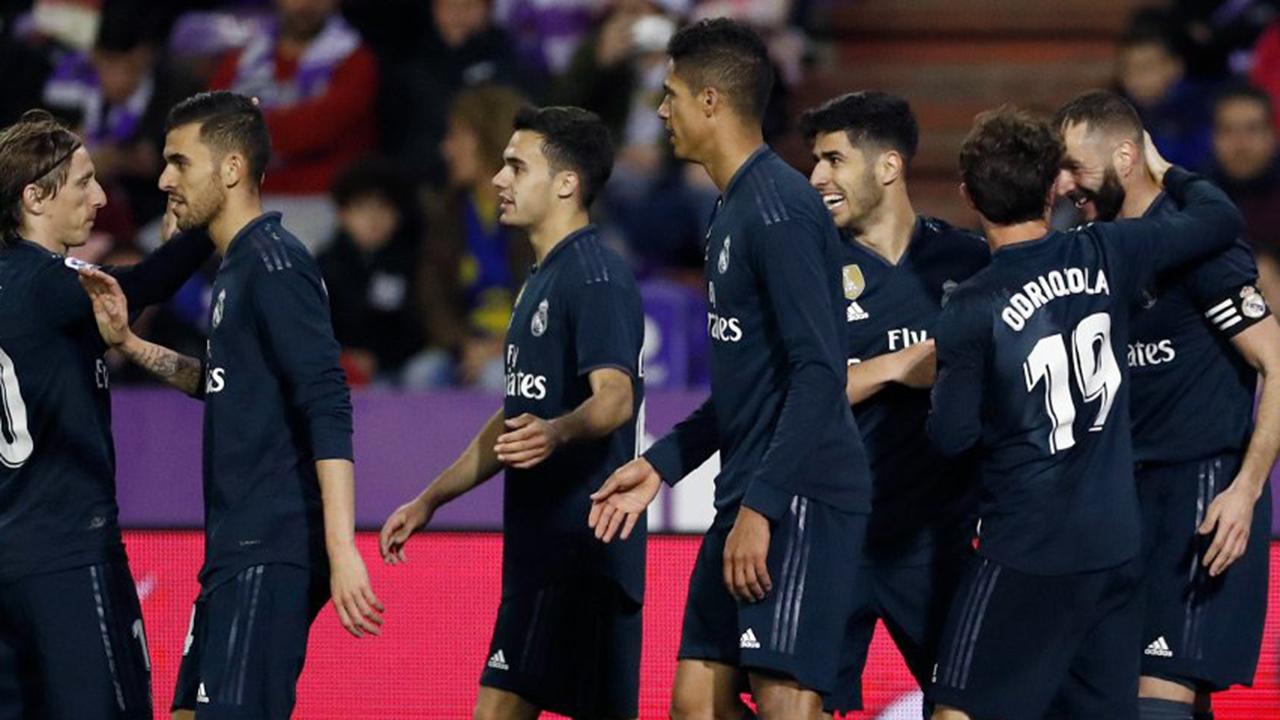 Zinedine Zidane returns to Real Madrid