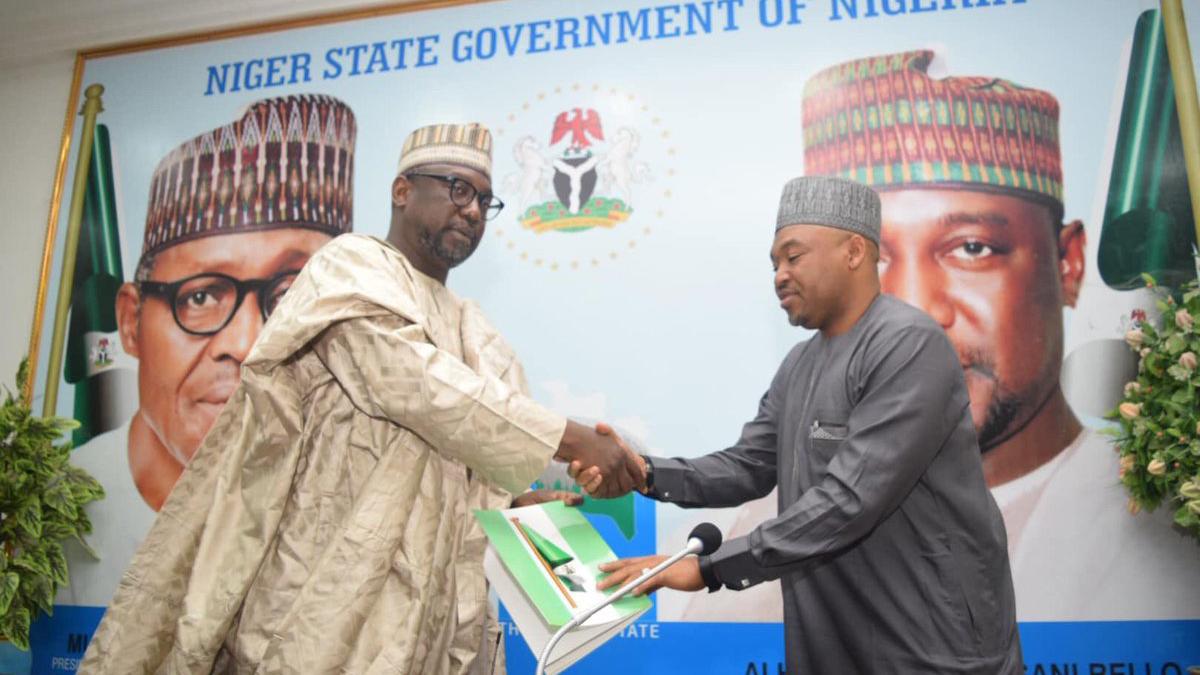 Justice Ndajiwo's death, huge loss to Niger -SSG
