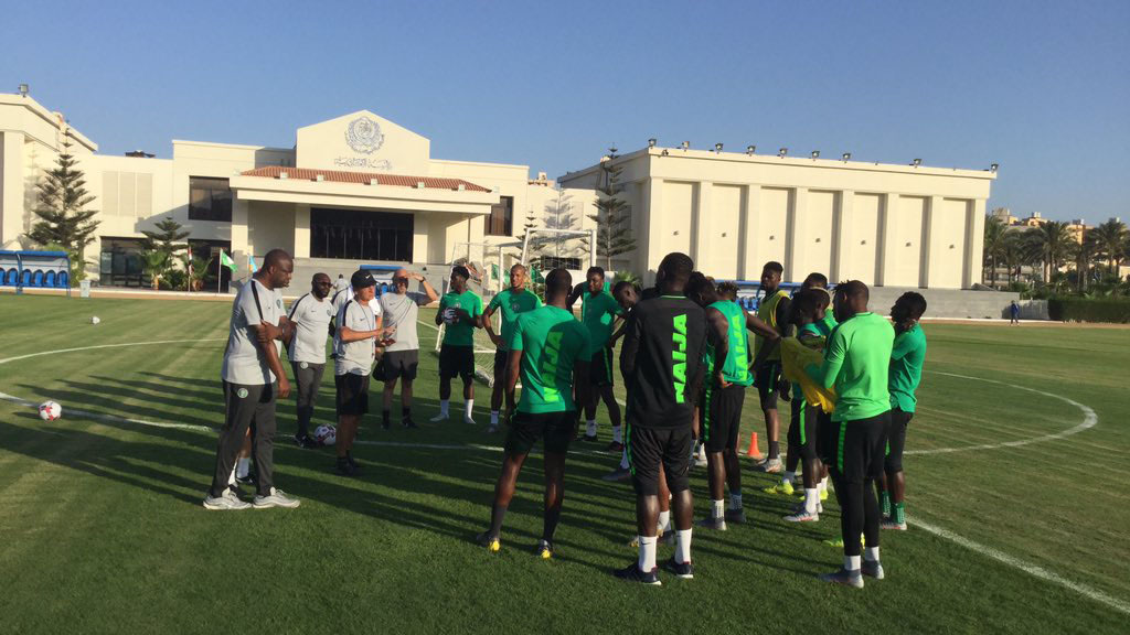 Eagles finally receive part of African Nations Cup funds