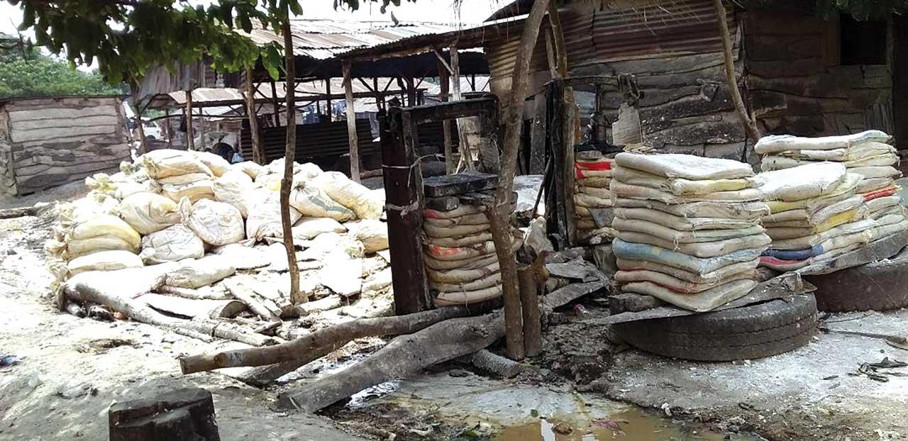 How cassava-based food processors endanger health of