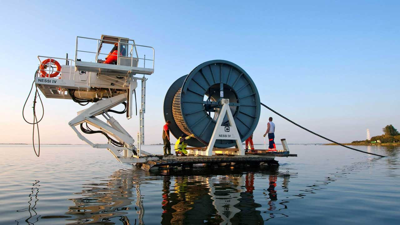New submarine cable system to connect Africa, Europe For  high-speed data
