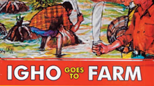 Igho goes to farm, 10 others vie for 2019 literature prize