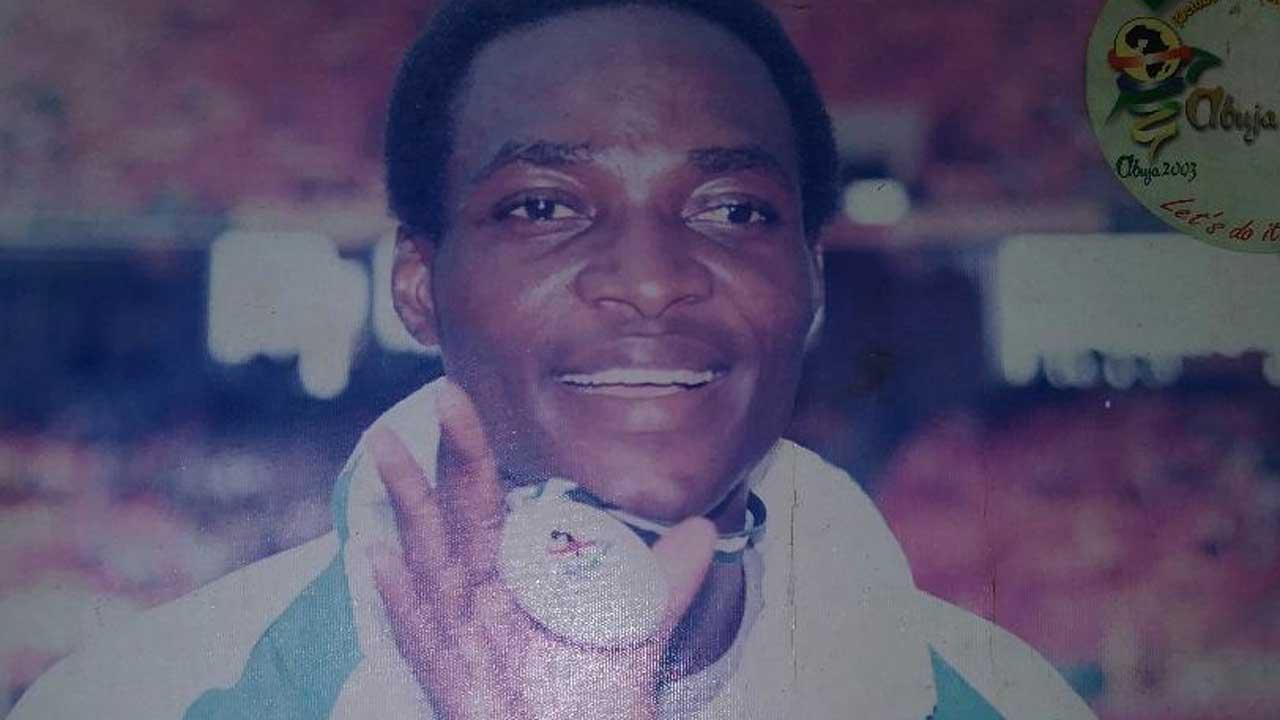 U.S.-based ex-Nigerian athlete Victor Okorie sad over mother's death