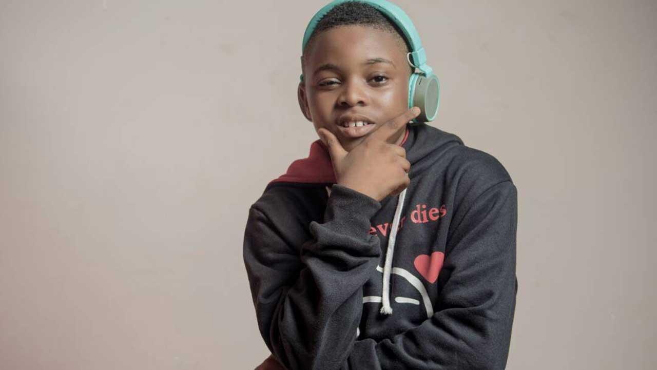 Solomon Emmanuel Bassey the super DJ