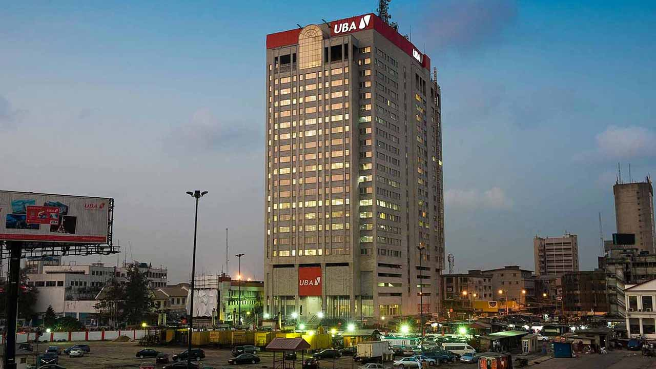 UBA grosses N494b, as profit after tax settles for N79b in 2018