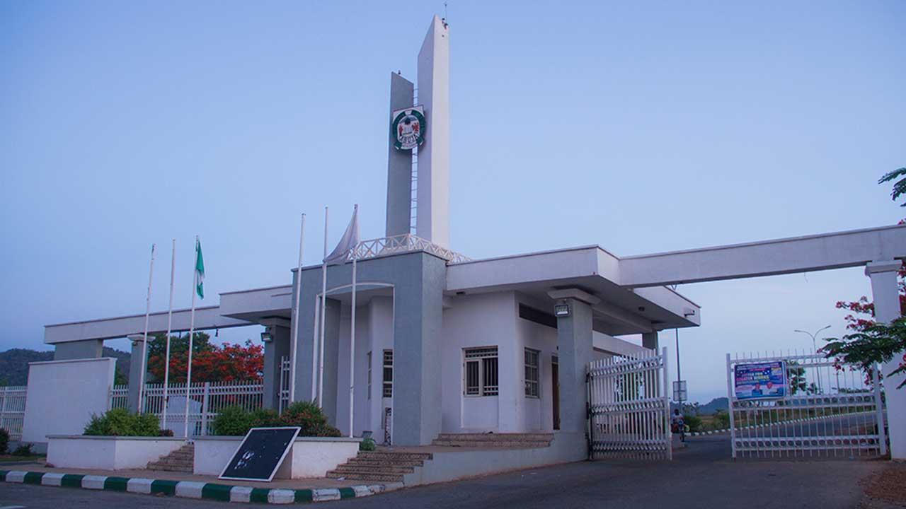 Main Entrance, UniAbuja. Photo: Guardian Nigeria
