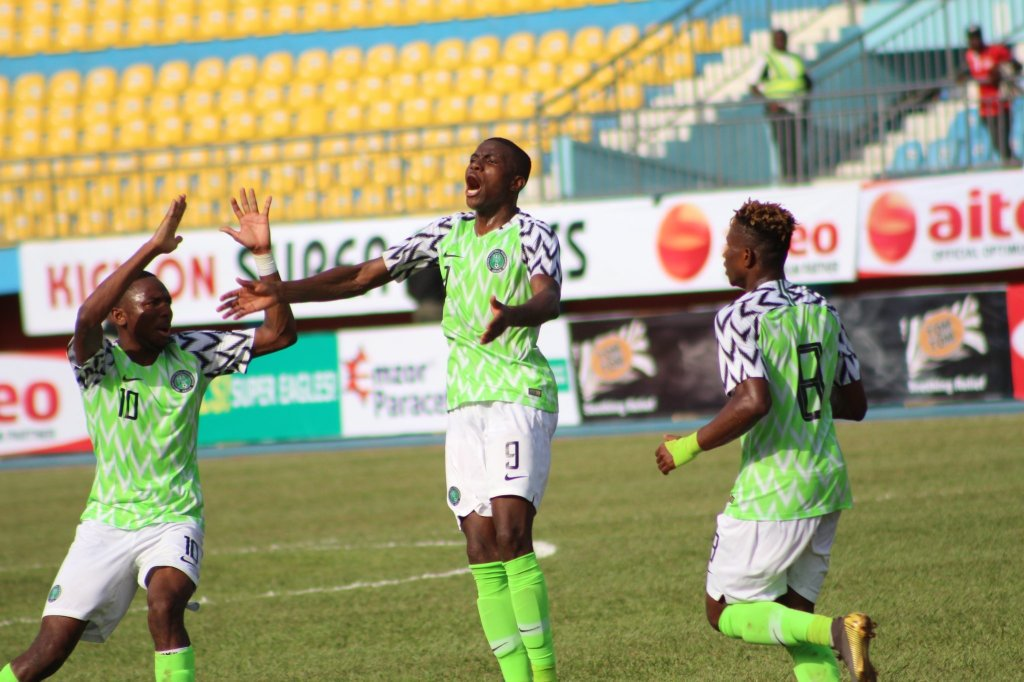 Nigeria vs Libya: Osimhen hat-trick delivers U23 AFCON qualification