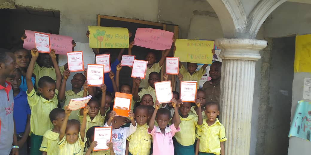 Talklove Africa Foundation launches campaign to promote quality education | The Guardian Nigeria News - Nigeria and World News
