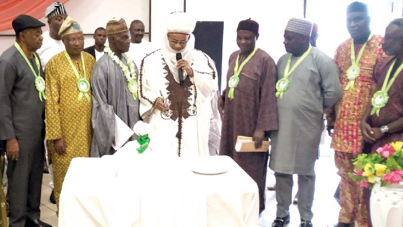 NGA honours  'reluctant rebel', Jimoh Akolo