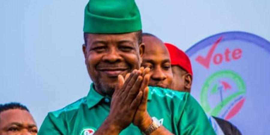 Imo governor-elect Ihedioha tasks financial institutions on state finances