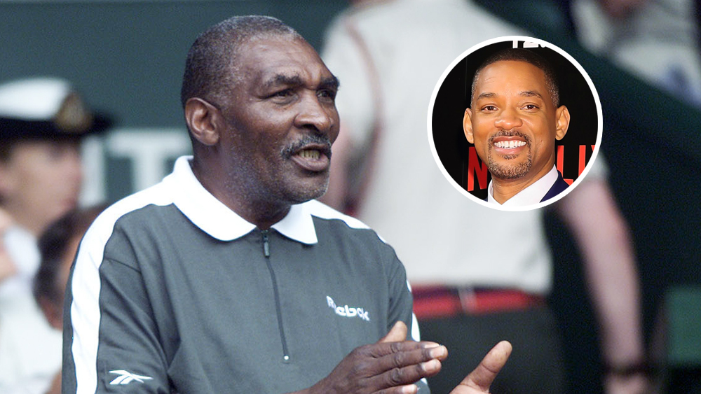 Will Smith to play Venus and Serena Williams' father in biopic