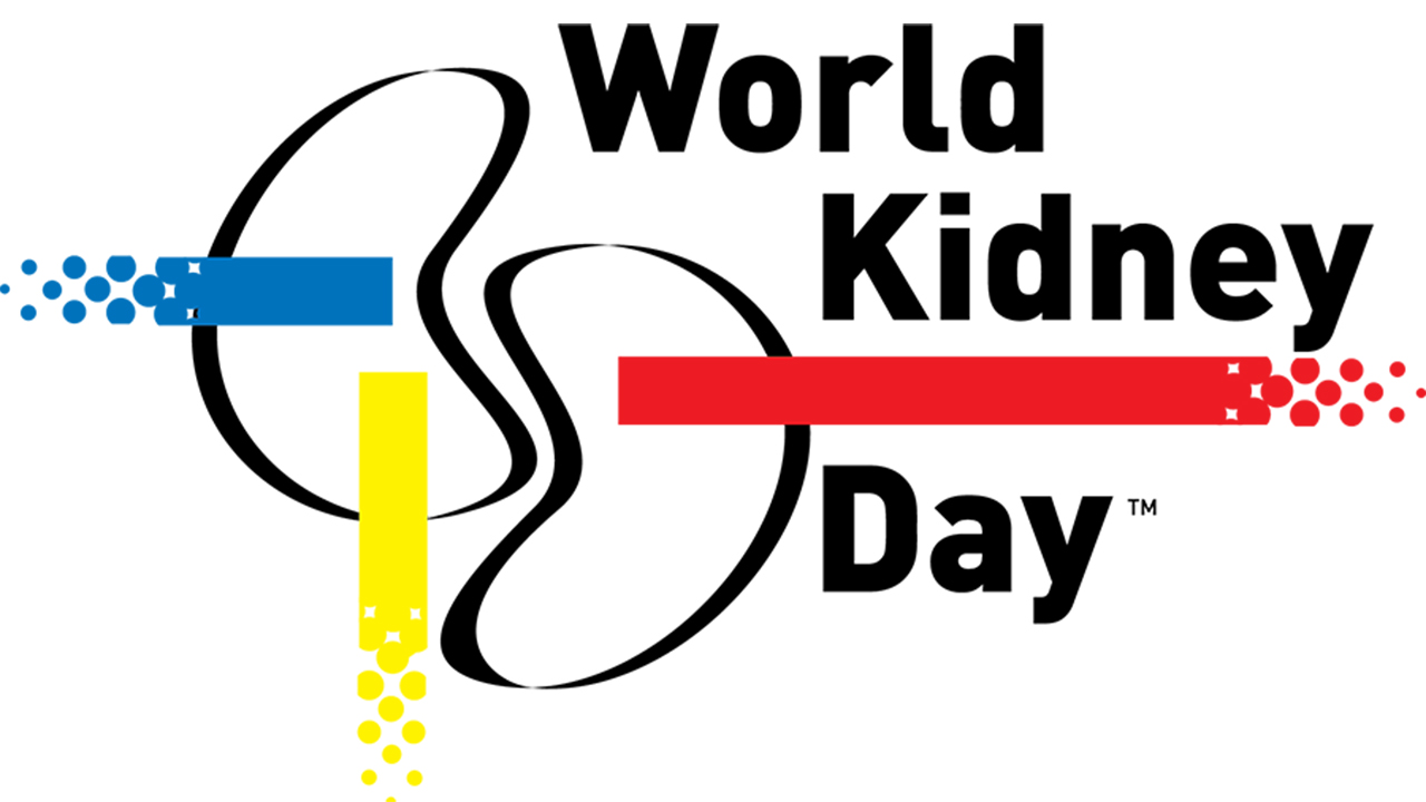 Pay attention to your kidneys this World Kidney Day
