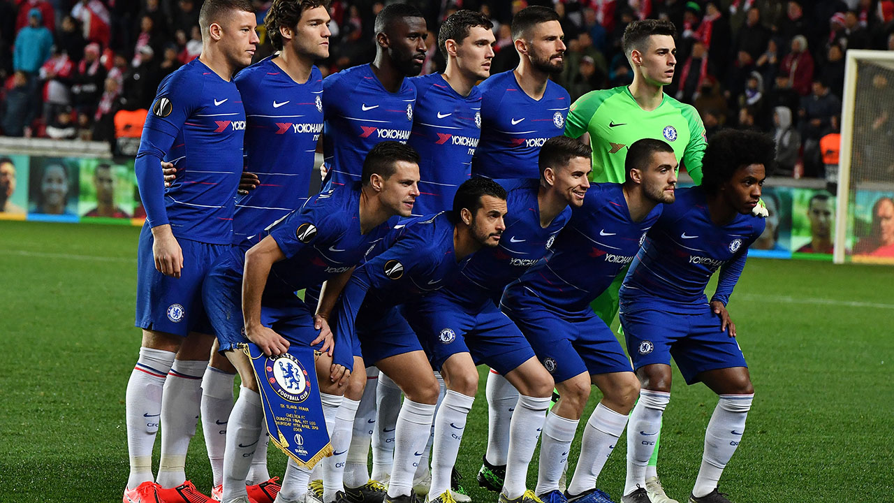 Chelsea set to give Liverpool 'blues style'