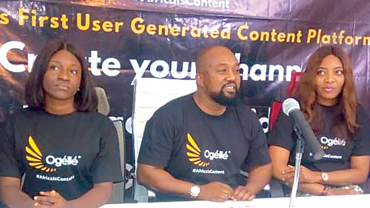 For African culture, Ogelle goes live