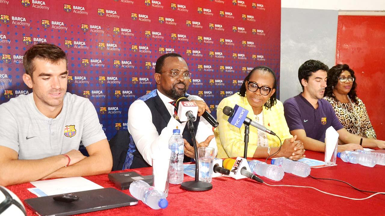 Barca Academy, Corona Schools partner to groom future leaders | The Guardian Nigeria News - Nigeria and World News