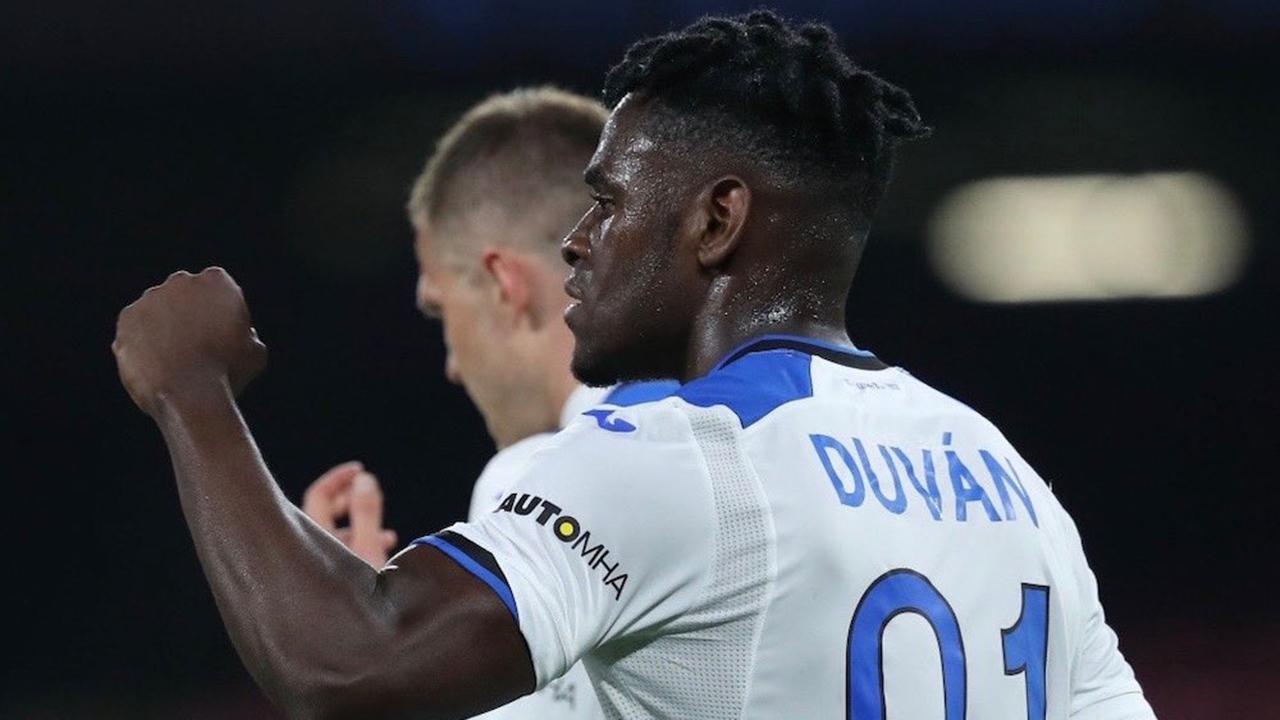 Atalanta win at Napoli to revive Champions League hopes