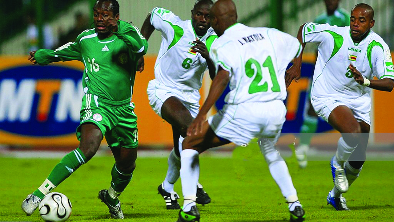 Zimbabwe plans friendly with Super Eagles
