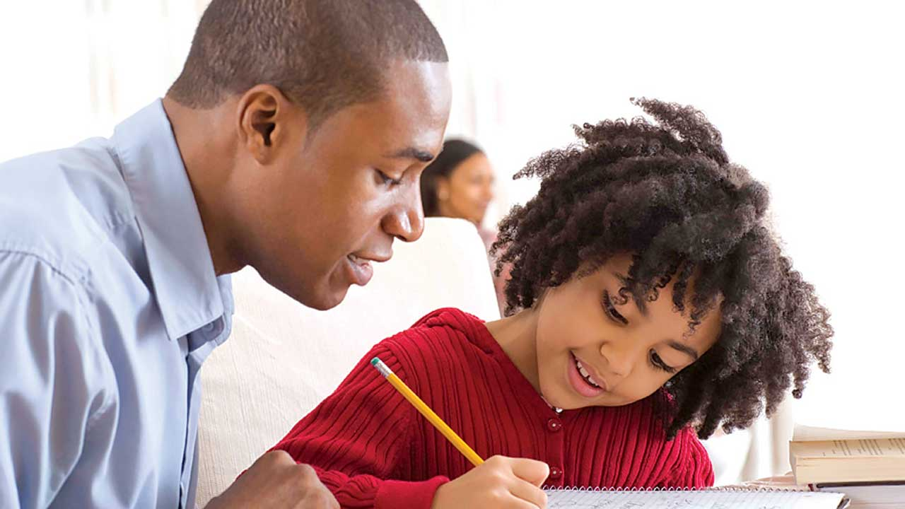 Could you do your child's homework?