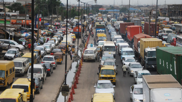 Why Lagos is choking with traffic gridlock - Guardian
