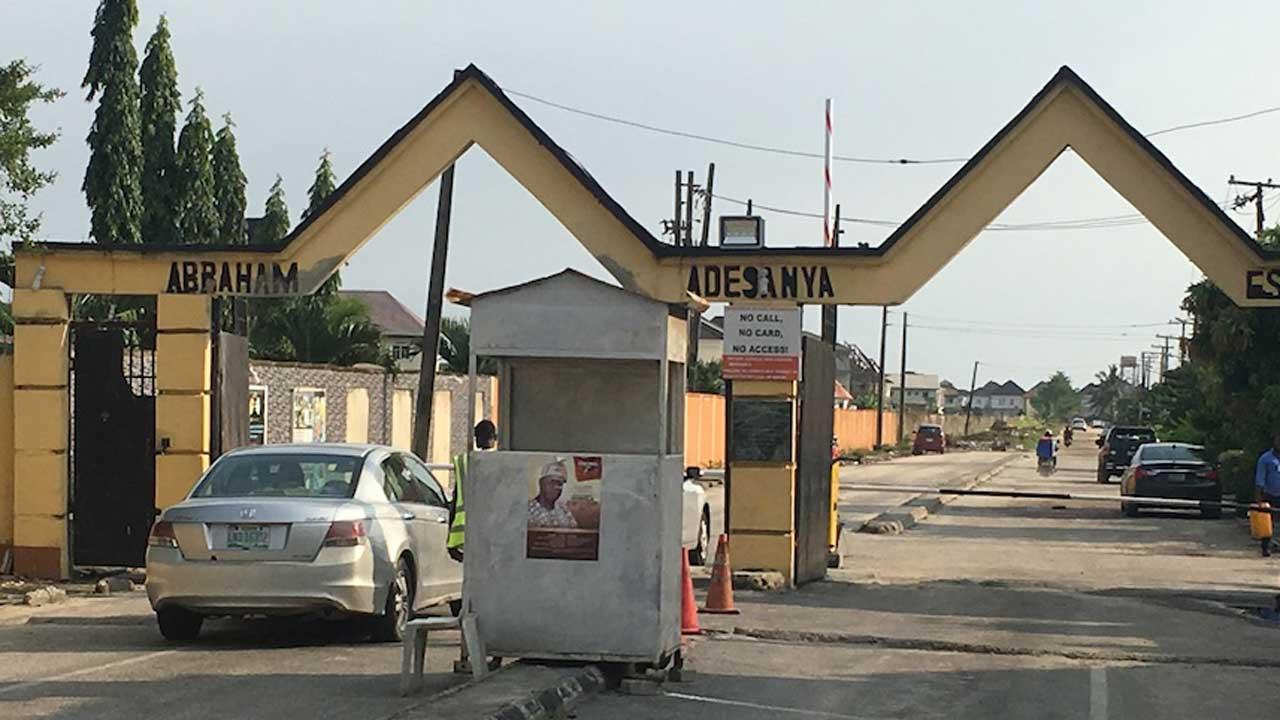 Lagos denies demolition notice on Abraham Adesanya estate   The Guardian Nigeria News - Nigeria and World News