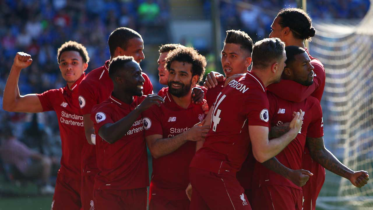Liverpool back on top with win at Cardiff | The Guardian Nigeria News - Nigeria and World News