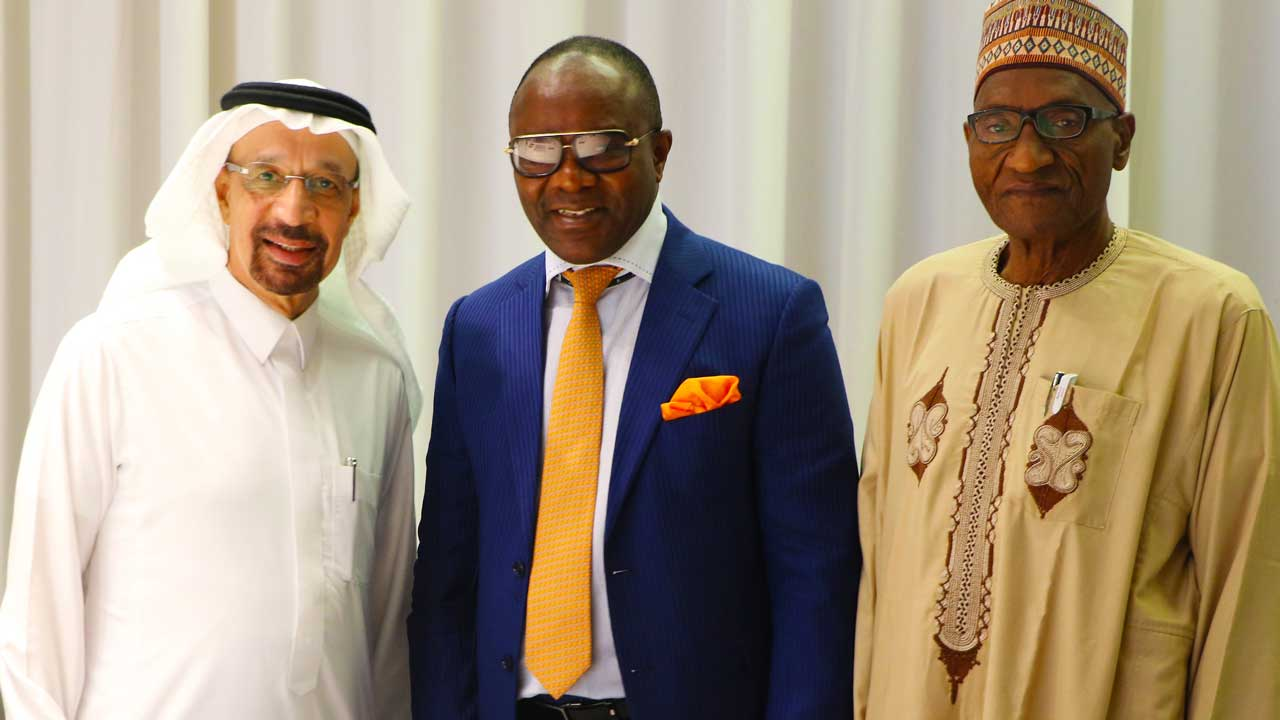 Oil & gas cautious optimism as Nigeria turns to Saudi Arabia