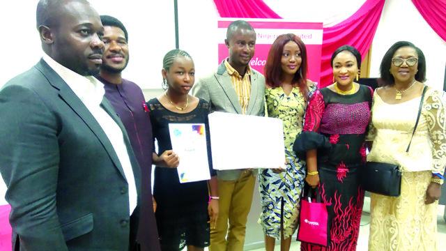 Shining Stars Student S Sewing Car Wins Toyota Arts Contest Guardian Arts The Guardian Nigeria News Nigeria And World News