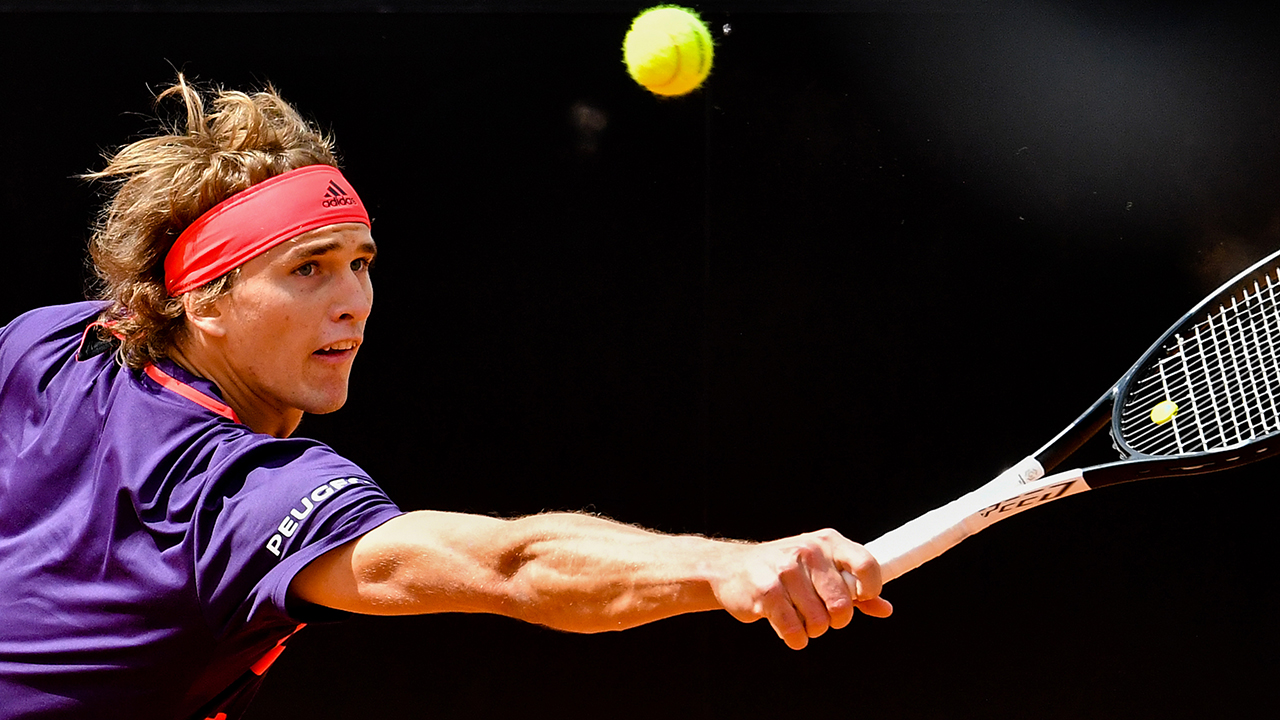 Zverev out as action heats up at Italian Open