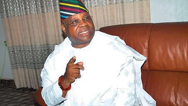 Osun 2022: Senator Adeleke warms up to 'battle' Oyetola again