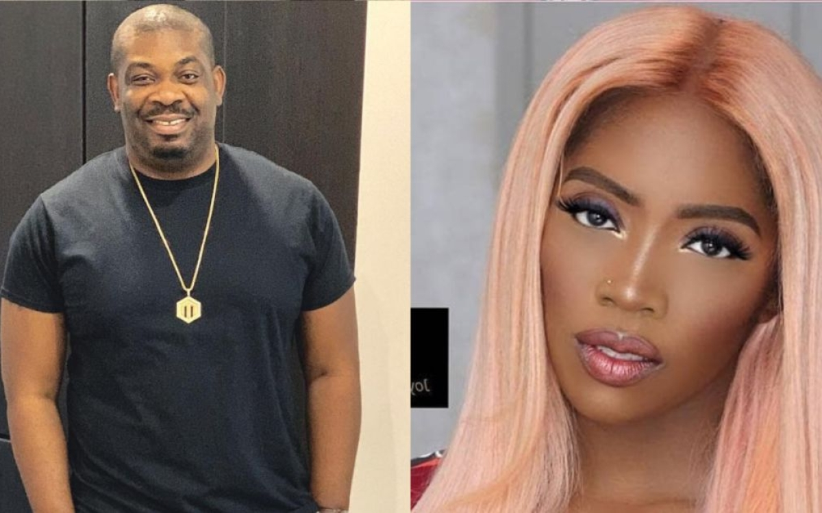 Image result for don jazzy and tiwa savage