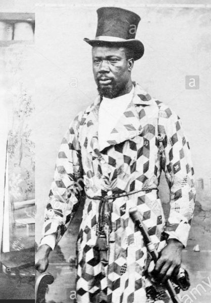 King Koko. Photo Nairaland  Who Sold Nigeria To The British For £865k In 1899?