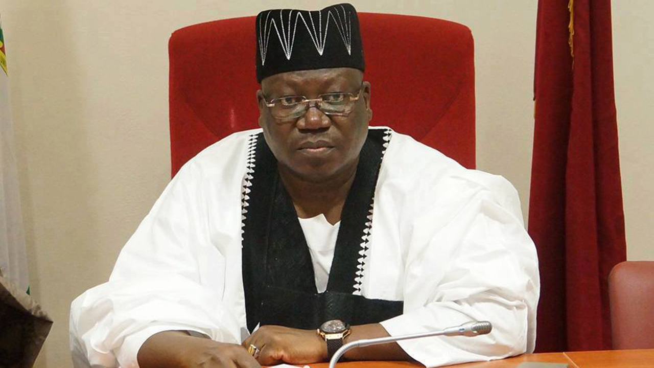 We will no longer condone xenophobic attacks on Nigerians, says Lawan