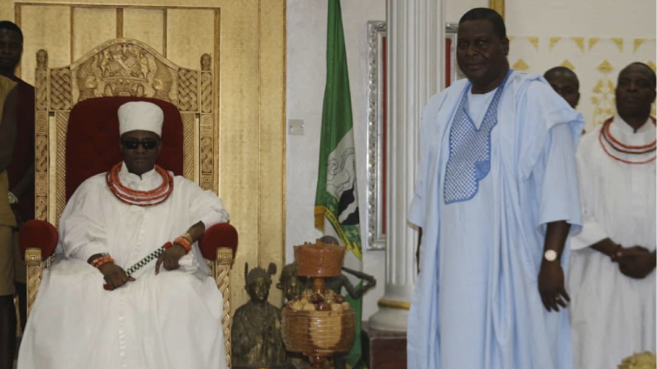 Oba Of Benin to celebrate ascension anniversary with NAFEST