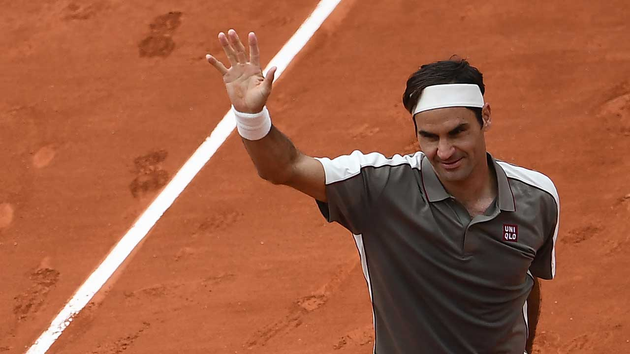 'I missed it so much': Federer ends four-year Paris absence with victory